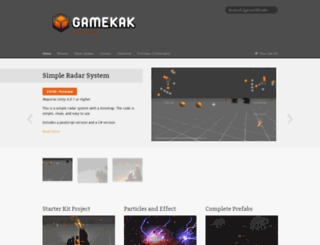 gamekak.com screenshot