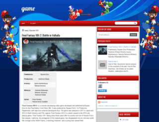 gamekeeda.blogspot.com screenshot