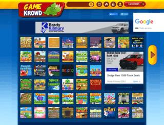 gamekrowd.com screenshot