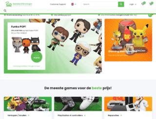 gameland-groningen.nl screenshot