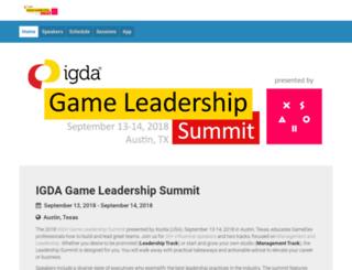 gameleadership.com screenshot