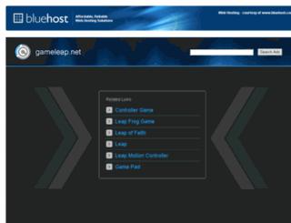 gameleap.net screenshot