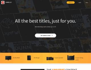 gamelily.com screenshot