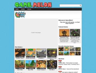 gamemelon.com screenshot
