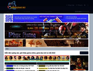 gamemoinhat.net screenshot