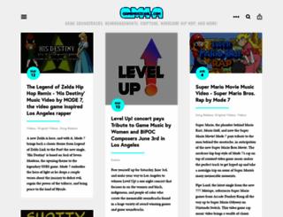 gamemusic4all.blogspot.com screenshot