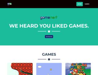 gamenert.com screenshot