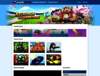 gameninja.com screenshot