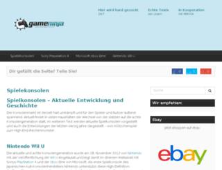 gameninja.de screenshot