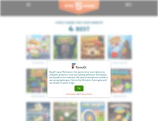 gameon.portals.famobi.com screenshot