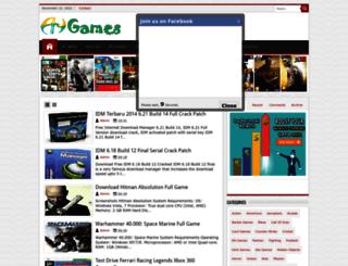 gameonlinks.blogspot.com screenshot