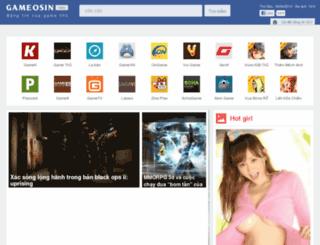 gameosin.com screenshot