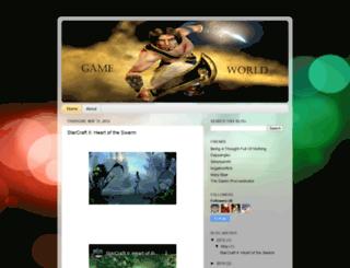 gamepapi.blogspot.com screenshot