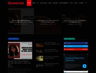 gamepike.com screenshot