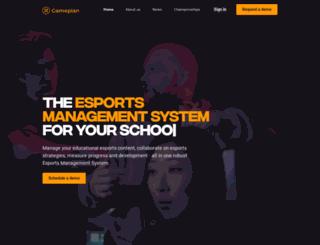 gameplan.com screenshot