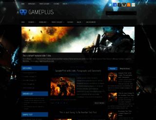 gameplus-pbt.blogspot.com.au screenshot