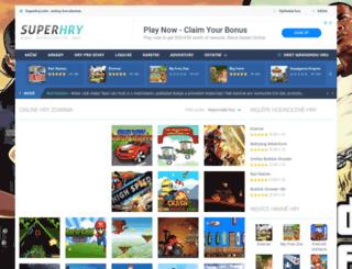 gameplus.cz screenshot