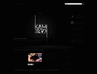 gamepox.blogspot.com screenshot