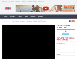 gamer-authority.com screenshot