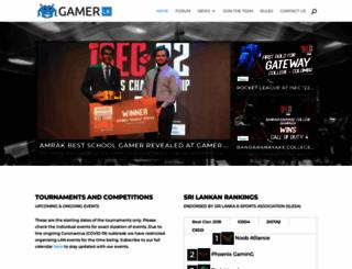 gamer.lk screenshot