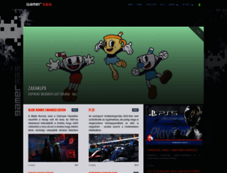 gamer365.hu screenshot