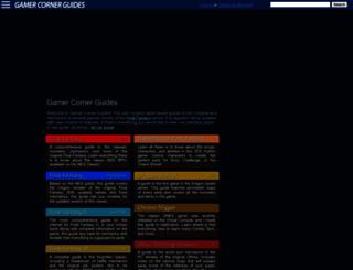 gamercorner.net screenshot