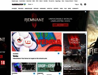 gamereactor.dk screenshot
