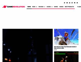 gamerevolution.com screenshot