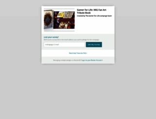 Dynmap Website