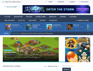 gamerinstant.com screenshot