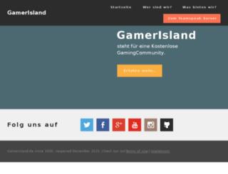 gamerisland.de screenshot