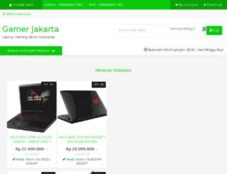 gamerjakarta.com screenshot