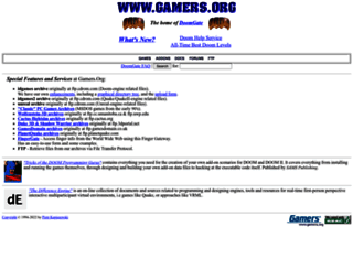 gamers.org screenshot