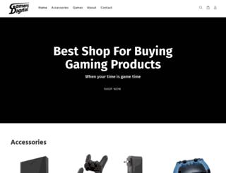 gamersdigital.com screenshot