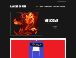 gamersember.weebly.com screenshot