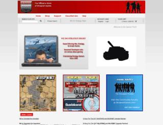 gamersfront.com screenshot