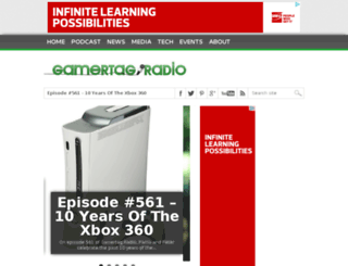 gamertagradio.com screenshot