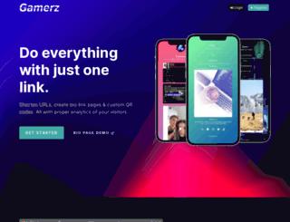 gamerz.co screenshot