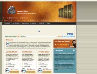 gamerzsites.com screenshot