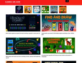 games-dk.com screenshot