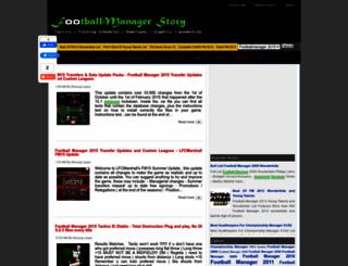 games-footballmanager.blogspot.com screenshot