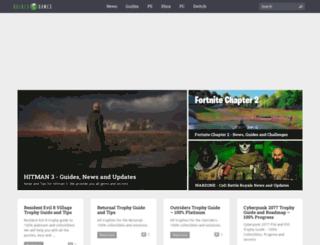games-guides.com screenshot