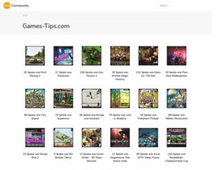 games-tips.com screenshot
