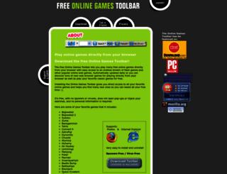 games-toolbar.com screenshot