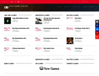 games.2yu.in screenshot