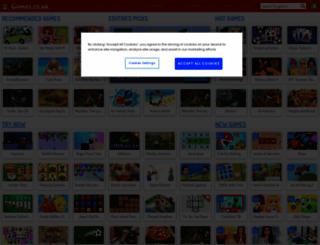 games.co.uk screenshot