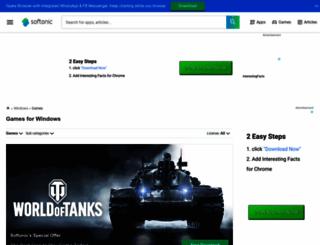 games.en.softonic.com screenshot