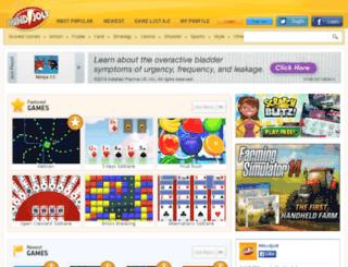 games.mindjolt.com screenshot