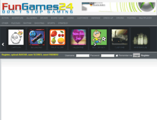 games.netzfunk.at screenshot