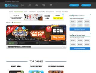 games.pch.com screenshot